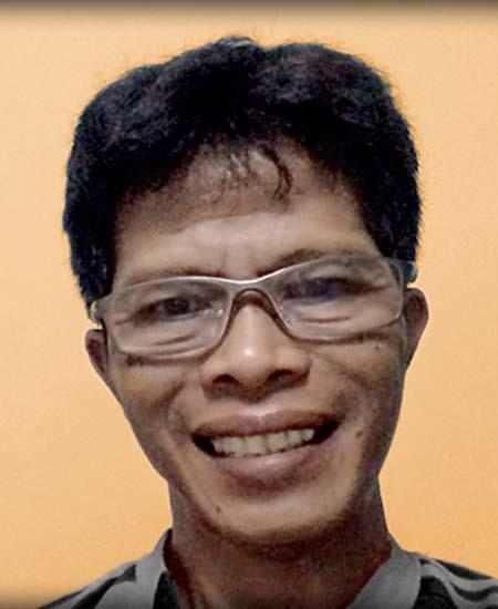 Irenaeus K. Maharsanto